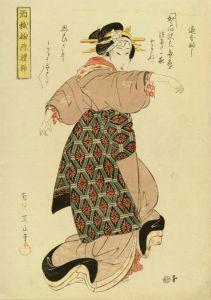 英山/酒機嫌浮禮踊 追分婦しのサムネール