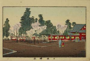 安治/東京真画名所図解 日枝神社のサムネール