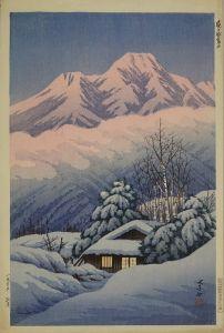 伊藤孝之/暁の妙高山のサムネール
