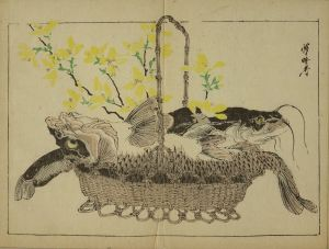 暁斎/暁斎楽画 坤 暁斎画 明治14年 (1881) 刷良 保存良のサムネール
