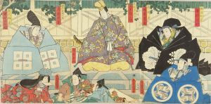 豊国三代/「假名手本忠臣蔵」のサムネール