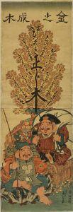 英泉/金之成木のサムネール