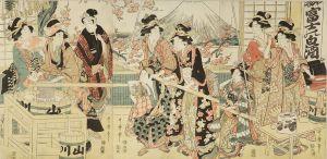歌麿二代/名物富士の白酒のサムネール