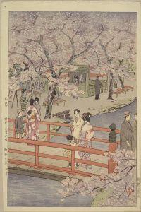 笠松紫浪/花見 東京大宮八幡のサムネール
