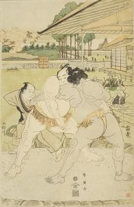 春英/雷電(長野県) 小野川(滋賀県) 取組図のサムネール