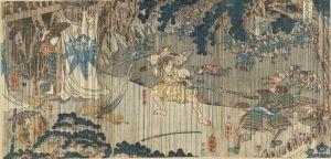 国芳/曽我夜討之図のサムネール