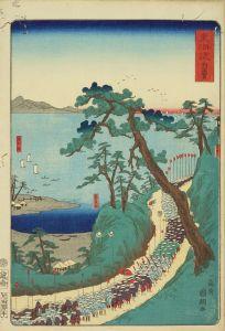 国綱/東海道 (御上洛東海道) 白須賀のサムネール