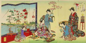 延一/女禮式四季之活花のサムネール