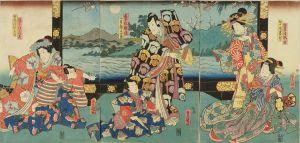 豊国三代/曽我物語のサムネール
