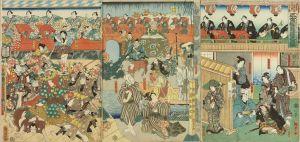 国貞二代/三世相錦繍文章のサムネール