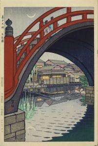 笠松紫浪/亀戸天神 太鼓橋のサムネール