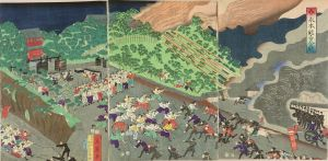 英斎/春永本能寺合戦のサムネール
