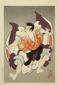 鳥居忠雅/歌舞伎十八番 鳴神 のサムネール