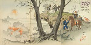 柳哇/日露京城ニ激戦ス 大日本帝国大勝利万歳のサムネール