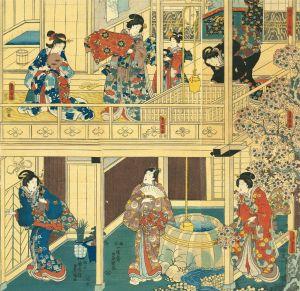 豊国三代/あかし風呂のサムネール
