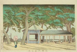 清親/東京名所 上野六角茶屋のサムネール