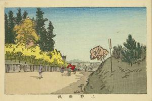 安治/東京真画名所図解 上野新阪のサムネール