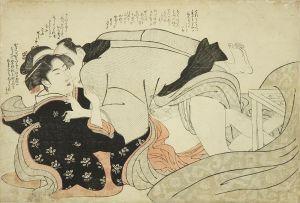 春潮/男女図のサムネール