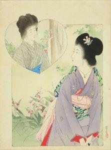 鏑木清方/「魔風恋風」中のサムネール