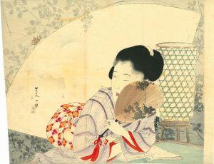 三嶋蕉窓/「虫の音」のサムネール
