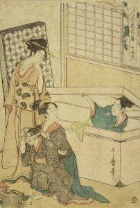 歌麿/浮世忠信蔵 十段目のサムネール