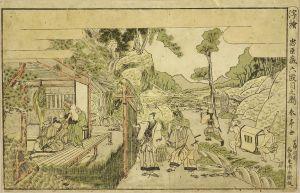 春亭/浮絵忠臣蔵六段目之図のサムネール