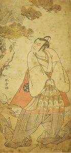 春章/初世中村仲蔵  光秀のサムネール