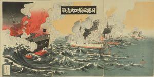 画狂人又平/日露旅順口海戦のサムネール