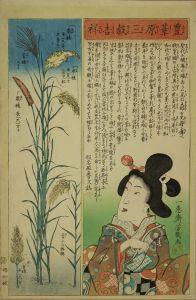 芳幾/豊葦原三穀吉祥のサムネール