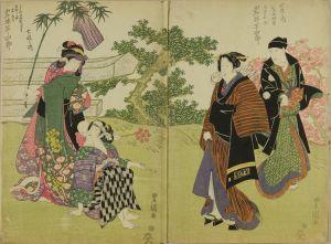 豊国/七役の内 岩井半四郎のサムネール