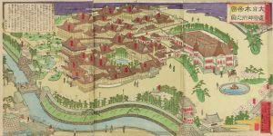加藤兵太郎/大日本帝国造営御所之図のサムネール